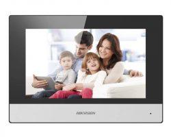 Hikvision DS-KH6320-WTE2 IP Video kaputelefon beltéri egység