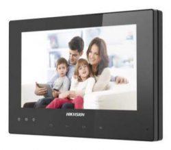 Hikvision DS-KH8340-TCE2-B 2 vezetékes IP video kaputelefon beltéri egység