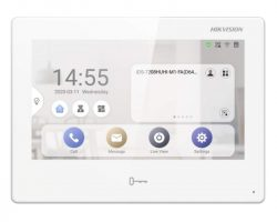 Hikvision DS-KH9310-WTE1 IP video kaputelefon beltéri egység