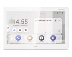 Hikvision DS-KH9510-WTE1 IP video kaputelefon beltéri egység