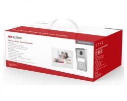 Hikvision DS-KIS101-P/Flush Analóg video kaputelefon szett