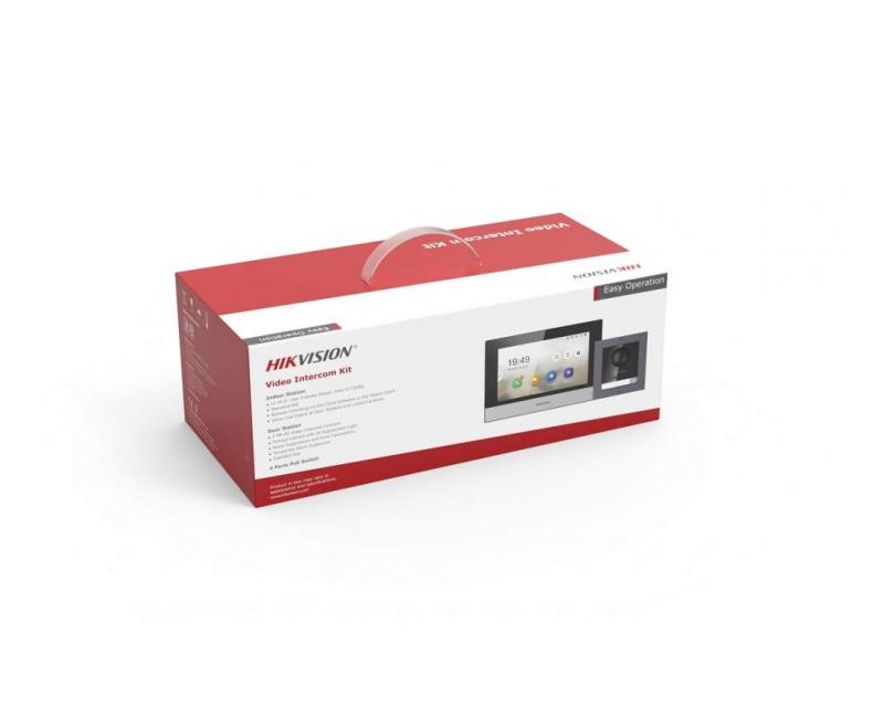 Hikvision DS-KIS602 IP video kaputelefon szett
