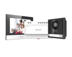 Hikvision DS-KIS702 2 vezetékes IP video kaputelefon szett