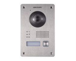 Hikvision DS-KV8103-IME2 Egylakásos 2 vezetékes IP video kaputelefon kültéri egység