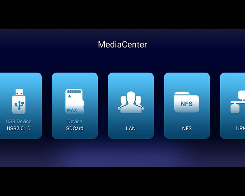 HiMedia Q10 Pro Médialejátszó