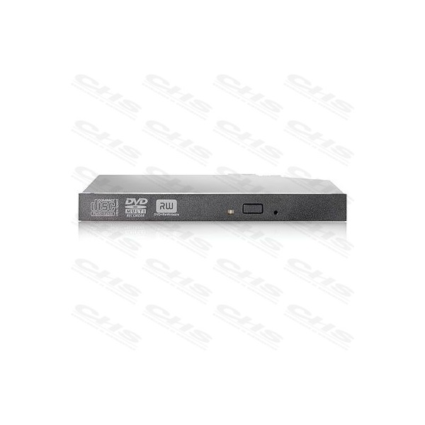 HP 9.5mm SATA DVD RW JackBlack Optical Drive