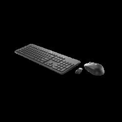 HP Vezeték nélküli Billentyűzet + Optikai egér Slim