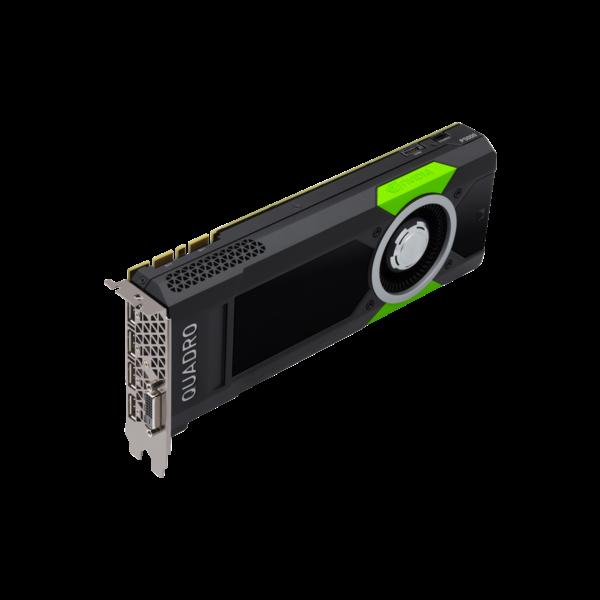 HP Videokártya NVIDIA Quadro P5000 16GB Graphics