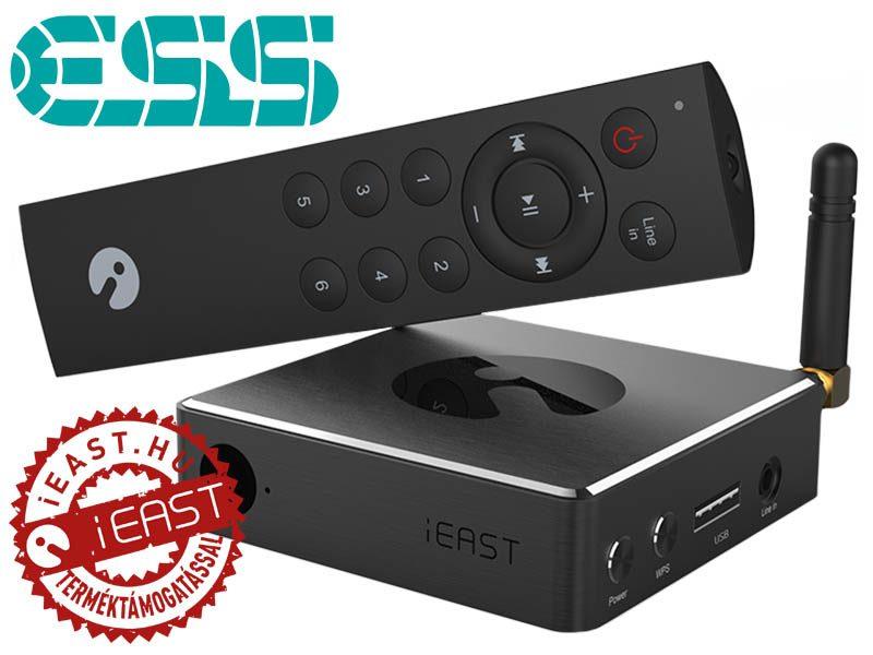 iEAST Stream Pro M20 zenelejátszó