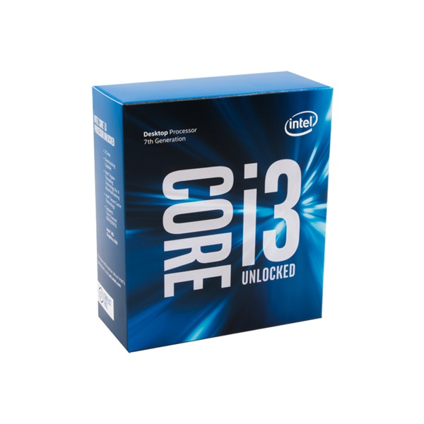 INTEL CPU S1151 Core i3-7100 3.9GHz 3MB Cache BOX