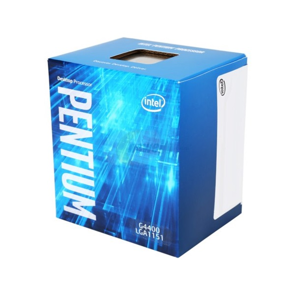 INTEL CPU S1151 Pentium G4400 3.3GHz 64kB L1 Cache