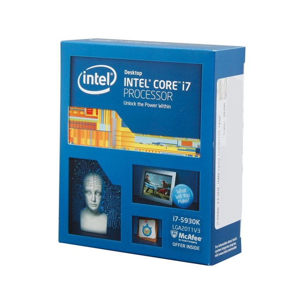 INTEL CPU S2011 Core i7-5930K 3