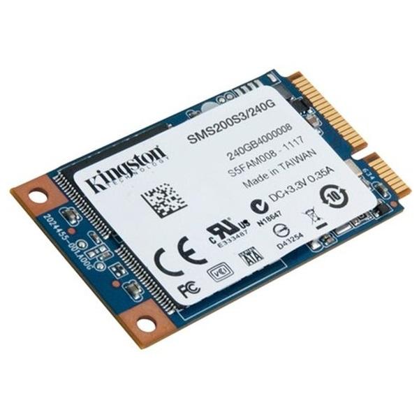KINGSTON SSD mSATA 240GB Solid State Disk