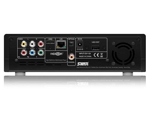 Mede8er MED800X3D Médialejátszó