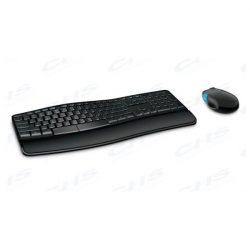 MS Vezeték Nélküli Billentyűzet + Optikai egér Desktop Sculpt Comfort