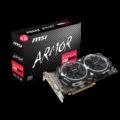 MSI Videokártya PCI-Ex16x AMD RX 580 ARMOR OC 8GB DDR5