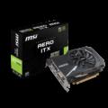 MSI Videokártya PCI-Ex16x nVIDIA GTX 1060 AERO ITX OC 6GB DDR5