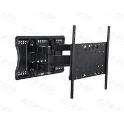Multibrackets fali konzol Tilt &Turn Plus dönthető forgatható dupla karos
