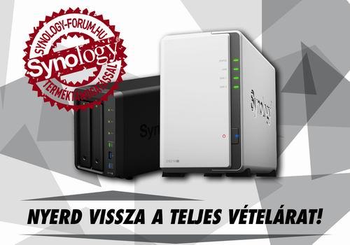 Nyerd vissza Synology NAS vagy routered árát