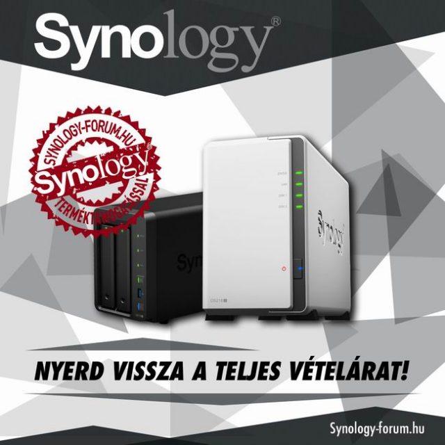Nyerd vissza a Synology NAS vagy routered árátNyerd vissza a Synology NAS vagy routered árát