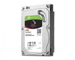 Seagate IronWolf 2 TB HDD ST2000VN004