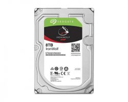 Seagate IronWolf 8TB HDD ST8000VN004