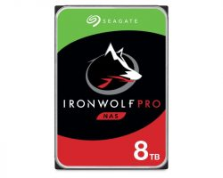 Seagate IronWolf PRO 8TB HDD ST8000NE001