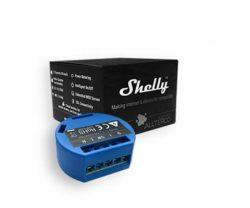 Shelly 1 egycsatornás Wi-Fi-s okosrelé