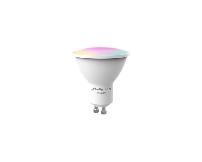 Shelly Duo RGBW GU10 WiFi-s okosizzó