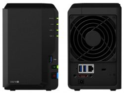Synology DS218+ 2GB NAS
