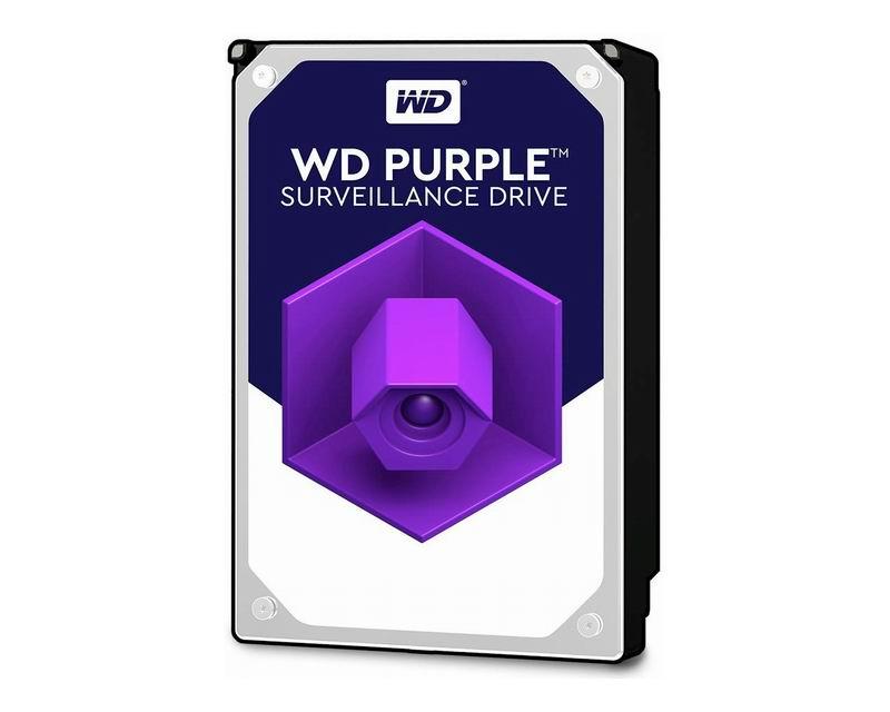 WD Purple 8TB 128MB 3