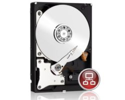 WD RED 4TB 64MB 3