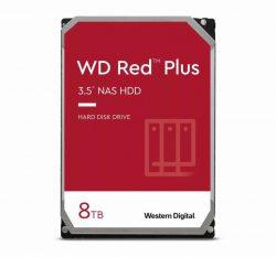 WD Red Plus 8TB 256MB 3